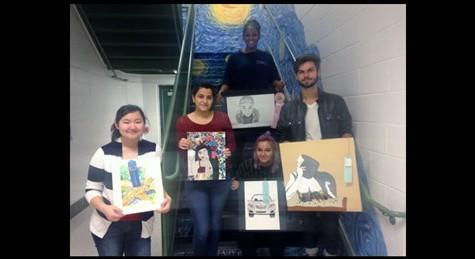 Greenwood artists honored