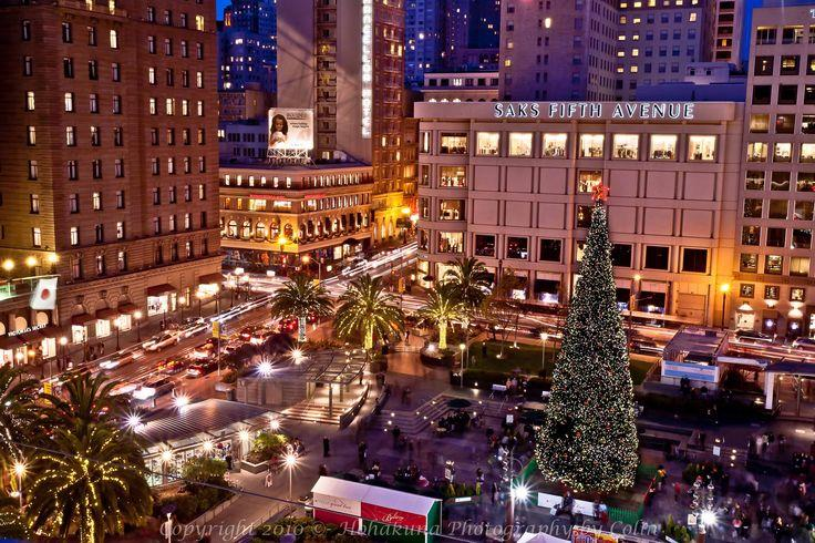Christmas in San Francisco: 12 Ways to Celebrate the Holidays