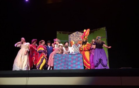Cast Soars in 'Mary Poppins'