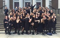 Choirs Earn Distinguished Rating