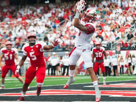 Hilltoppers Drafted to the NFL