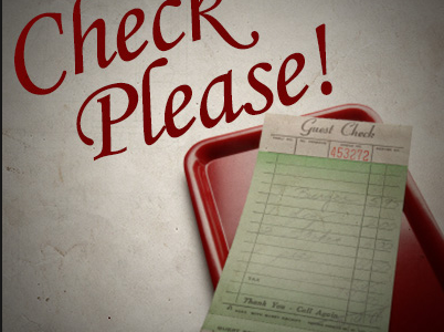 'Check Please' Dazzles Greenwood