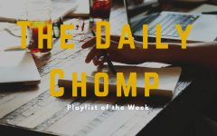 TDC's Playlist of the Week Volume 01