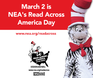 Celebrate Dr. Seuss' Birthday and Read