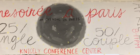 Greenwood Gears Up For An Evening in Paris