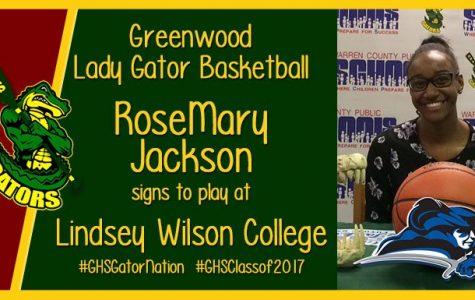 Rose Mary Jackson Makes Last Score as a Gator