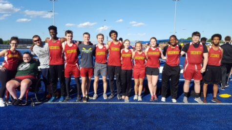 Heart of the Bluegrass Track and Field Meet