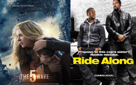 5th Wave, The Boy, Daddy's Home, and Ride Along 2 Reviews