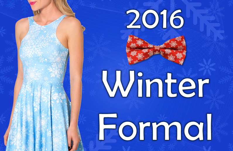 Winter Formal Tickets On Sale The Daily Chomp