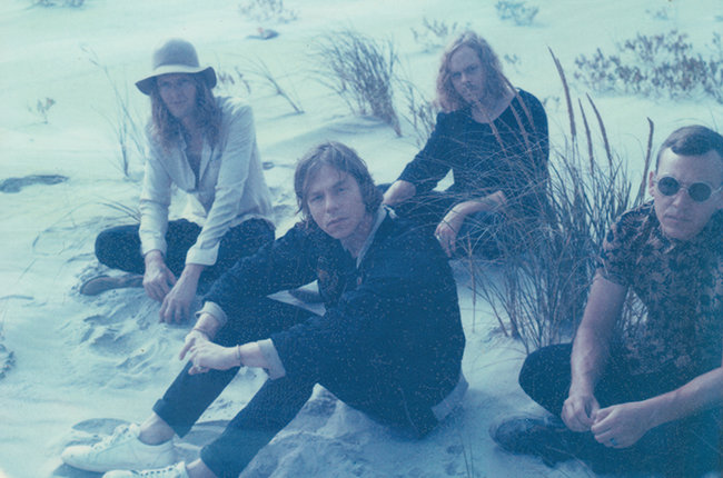 Cage The Elephant: Greenwoods Own Rising Stars