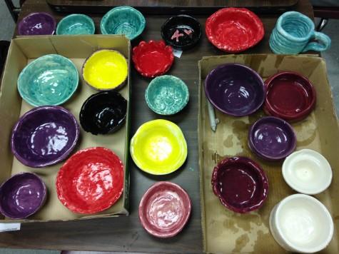 art club empty bowls