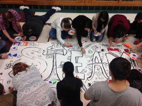 art club steam banner
