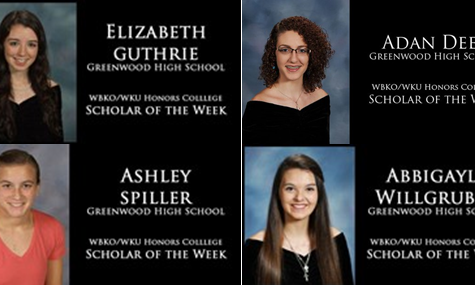 Five Gators named Scholar of the Week and counting