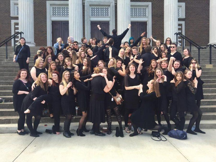 Choirs+Earn+Distinguished+Rating