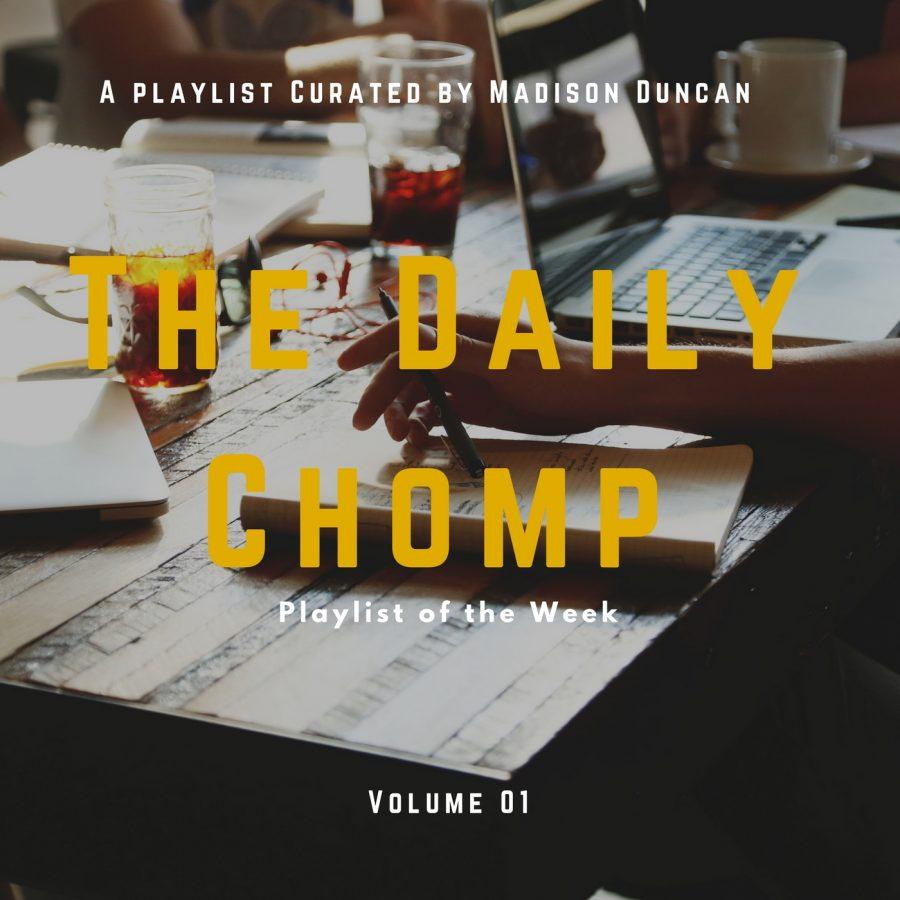 TDCs Playlist of the Week Volume 01