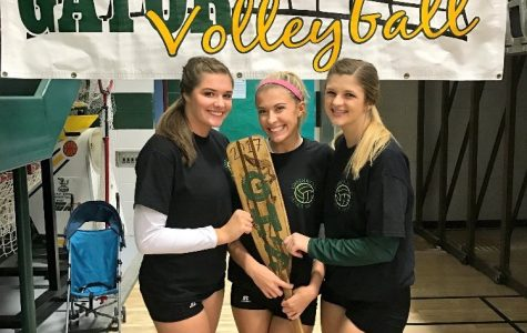 Greenwood Volleyball Senior Night (Photos)