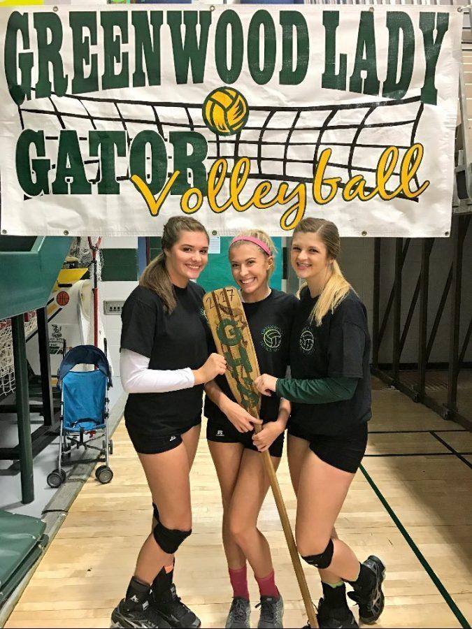 Greenwood Volleyball Senior Night (Photos)