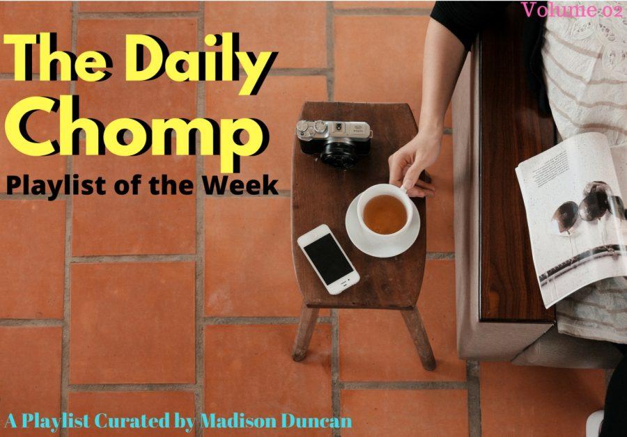 TDCs Playlist of the Week Vol. 2