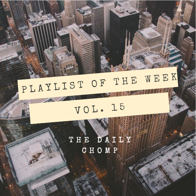 TDC's Playlist of the Week Vol. 15