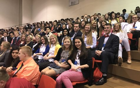 FBLA Excels at Region