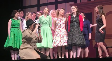 Musical Holds A Delicious Fundraiser