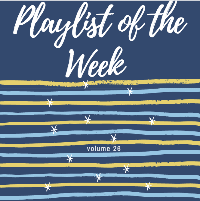TDC's Playlist of the Week Vol. 26