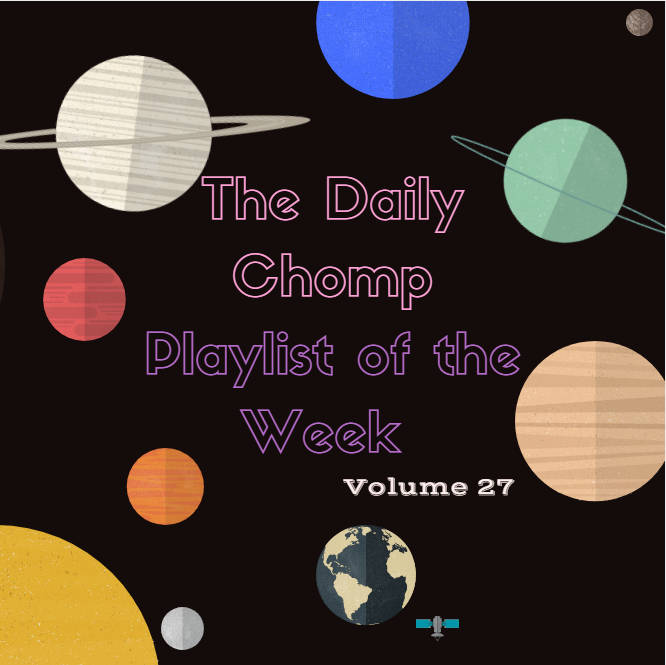 TDC's Playlist of the Week Volume 27