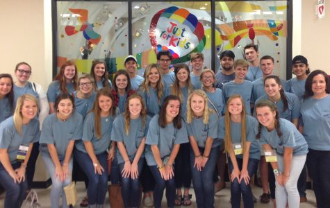 Greenwood FBLA Visits Norton Children's Hospital