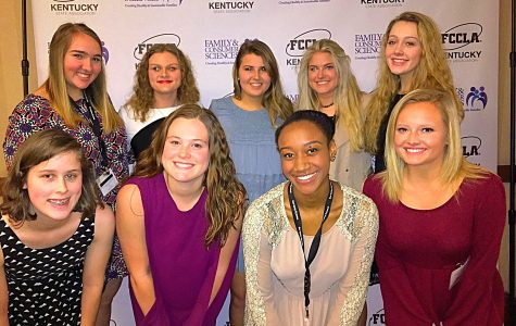 FCCLA has Huge Success at State Conference
