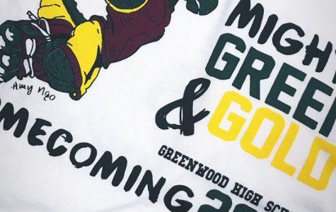 Homecoming Courts Chosen at Greenwood