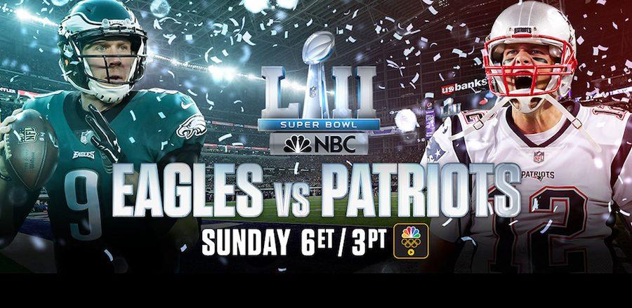 Eagles Primed for Upset of Patriots