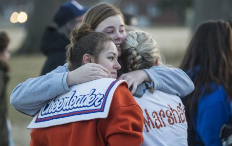 Nearby Fatal School Shooting