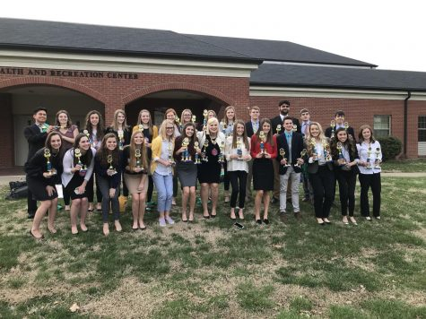Gators Bring Home Wins at State FBLA Convention