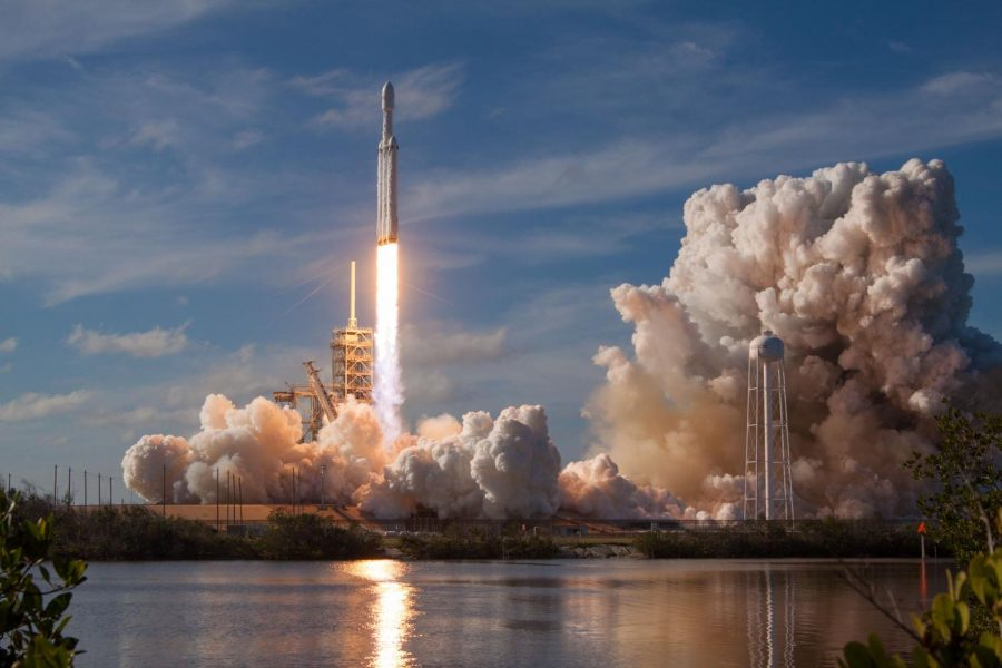 SpaceX Continues to Lead the Space Industry