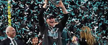Eagles stun Patriots for first team Super Bowl