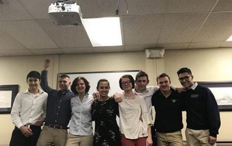 Greenwood NJROTC Visits Vanderbilt