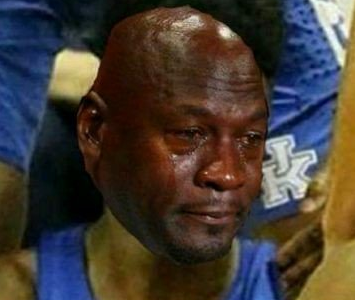 Kentucky Fans Crushed by Upset