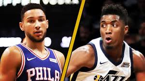NBA ROTY: Ben Simmons or Donovan Mitchell?