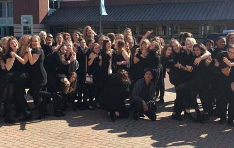 Greenwood Choirs Receive High Rating at Festival