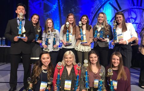 Gators Win at FBLA Competition