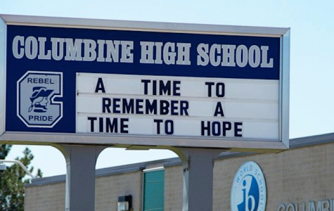 Students Walk Out on Anniversary of Columbine