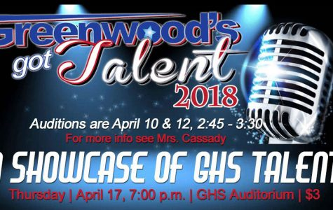 The Talent Show is On the Horizon