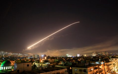 Airstrikes Heighten Conflict in Syria