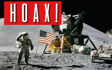 The Moon Landing was Fake
