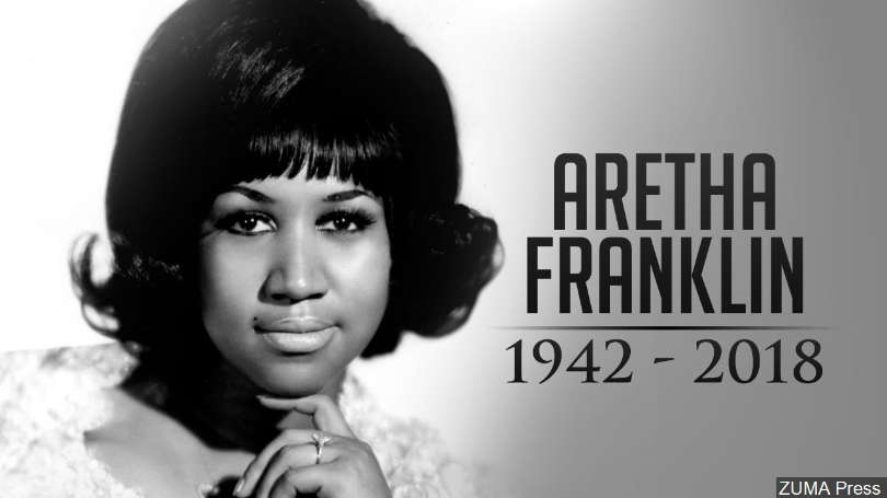 Aretha Franklin Dies at Age of 76