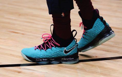 NBA Shoe Color Rule Lifted