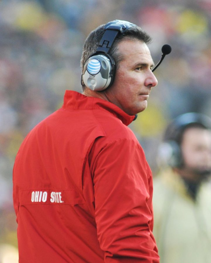 Ohio State Head Football Coach, Urban Meyer, has Received a Three Game Suspension