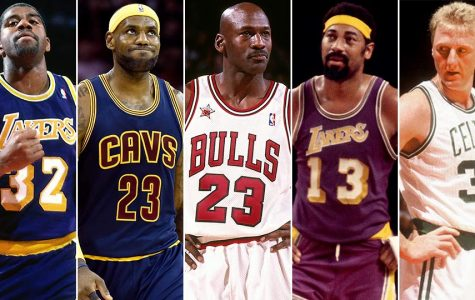 Ranking the 25 Best NBA Players of all time