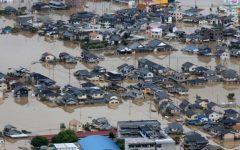 Natural Disasters Strike Japan