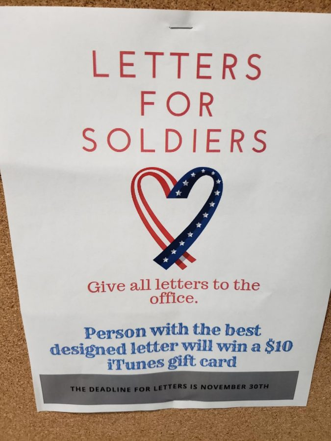Honor Soldiers With Letters From Home